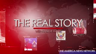 The Real Story - OAN Biden's Border Crisis with Peggy Grande