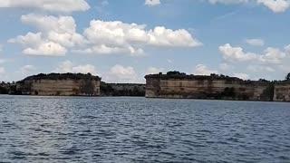 Hell's Gate Possum Kingdom Lake
