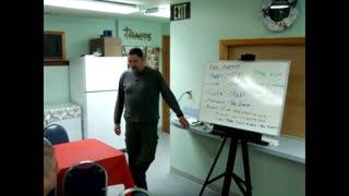 Sign Language Class 1
