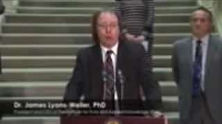 Scientist Speaks Out