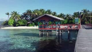Beautiful village Island