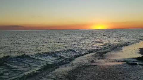 Sanibel Island sunset