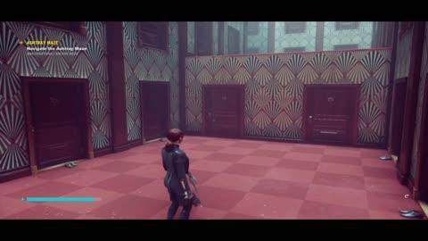 Take Control - Ashtray maze from Control