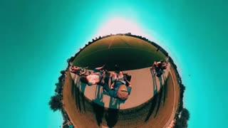 GoPro Max: Rocking Little Planet