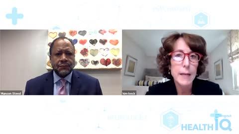 Kim Keck Blue Cross Blue Shield of America Interview