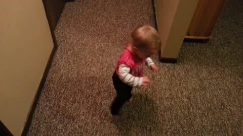 Haley walking again