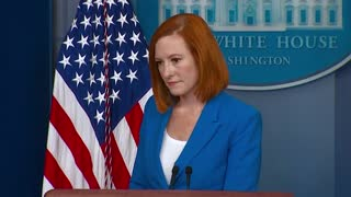 Fox Reporter Asks Psaki a Common Sense Question and She Can't Give a Straight Answer