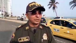 Operativos en Cartagena