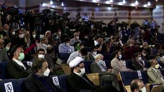 Iranian president backs nuclear deal, won't meet Biden