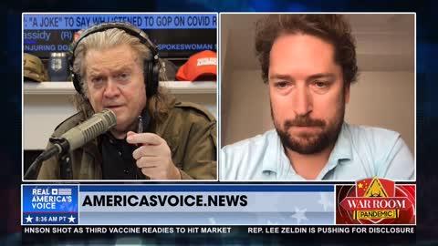 Darren Beattie Interview with Steve Bannon: 'Trump Needs to Go on the War Path'