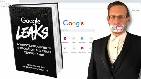 Google Leaks Whistleblower Zach Vorhies Plans to End Big Tech Censorship