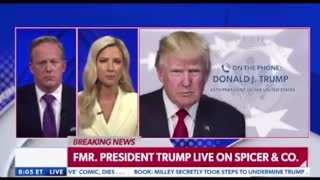 Milley's China Treason! BOMBSHELL Trump Claims Obama Is Running U.S. Government!