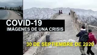 Covid19 Imagenes de una crisis en el mundo 30 de septiembre