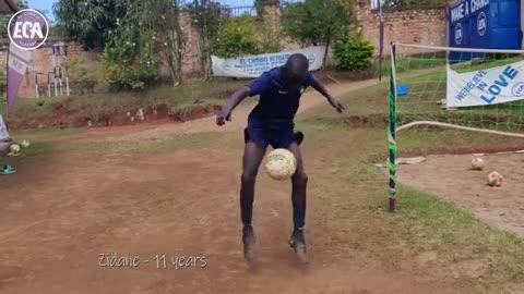 Feestyle football skills