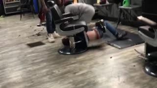 Barbershop Dispute Over Mask Policy