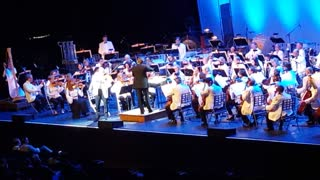 Schindler's List - by John Williams - Performed by the Boston Pops