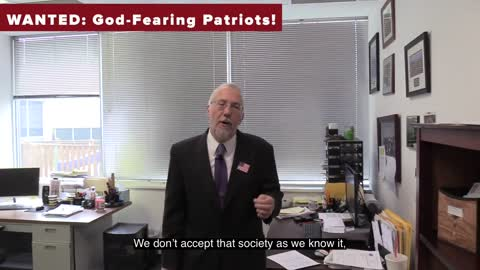 Wanted: God-Fearing Patriots