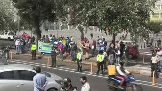 Expresidente Correa queda definitivamente fuera del juego político en Ecuador