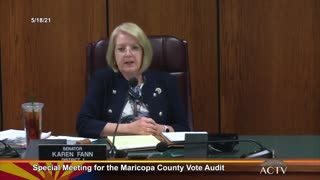 The REAL story about Arizona election audit obstruction