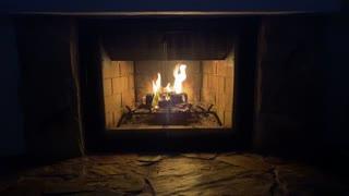 Fireside moments