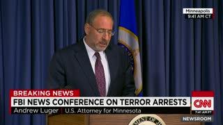 FBI 'We have a terror recruiting problem in Minnesota'