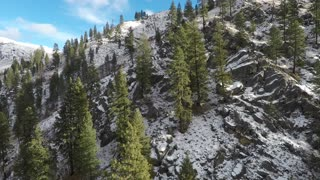 Payette River Idaho Drone Footage