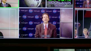 We Are Going To The Moon To Stay 2024 NASA