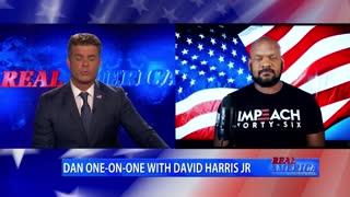 Real America - Dan W/ David Harris Jr. (September 2, 2021)