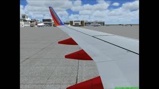 Landing in Denver CO.
