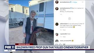 Hollywood Far-left actor Alec Baldwin shoots, kills woman on movie set