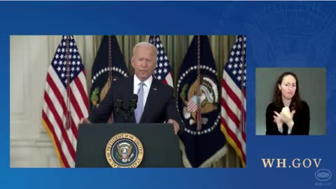 Biden Rambles During 'Booster Shot' Presser Then Gives Away CDC Decision Was 'As Planned'