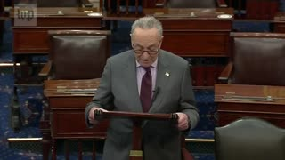 TRUMP MAKES SCHUMER FEEL TINGLY INSIDE!!