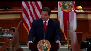 Florida Gov DeSantis SLAMS Big Tech Tyranny
