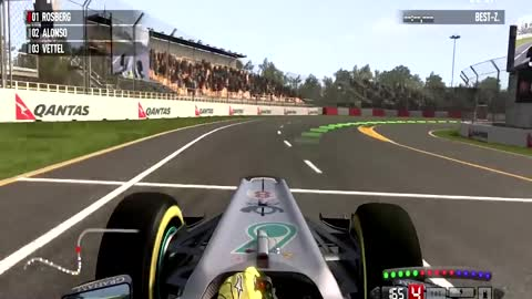 EVOLUTION OF THE F1 GAMES!