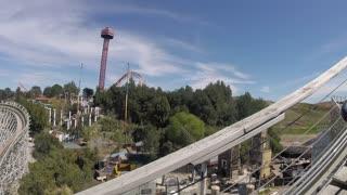 Apocalypse: The Ride at Six Flags Magic Mountain