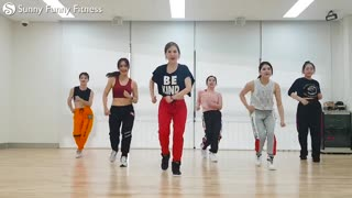 Dance workout 15minutes