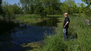 Land Water Land Retrieves