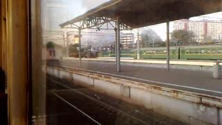 Real steam train