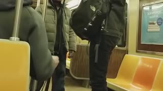 Subway Argument and Rant