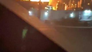Los Angeles Oil Refinery Fire