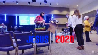 Jesus 2020 in our heart