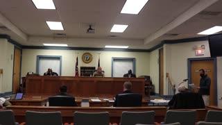 Feb 1, 2021 6pm - Pasquotank County Commissioners Meeting - FULL