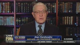 Lou Dobbs, Alan Dershowitz slam anti-American leftists