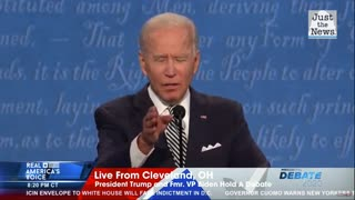 """Biden declines to answer whether he'd """"pack the courts"""""""
