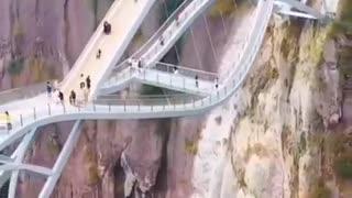 Imaginary bridge
