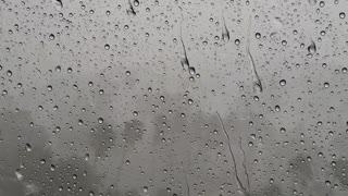 Sudden Wind and Rain Storm Florida Tornado Warning Pt2