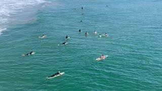 Huntington Beach - Pacific Ocean