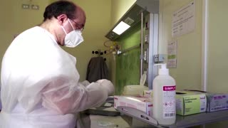 Pfizer vaccine appears effective against UK variant