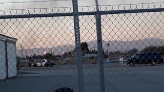 Compton Airport Crash Aftermath