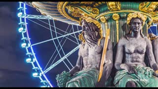 A COMPLETE TIMELAPSE VIDEO OF PARIS